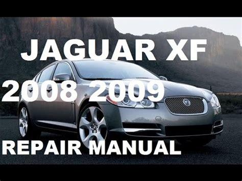 car owners manuals free downloads 2012 jaguar xf seat position control jaguar xf 2008 2009 repair manual youtube