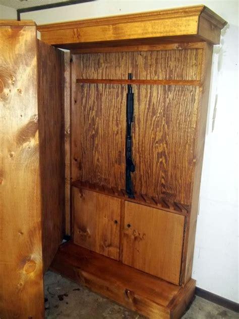 hidden gun cabinet furniture hidden gun cabinet furniture woodworking projects plans