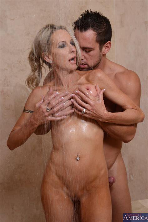 Mature Blonde Has A Very Handsome Lover Photos Emma Starr Johnny Castle Milf Fox