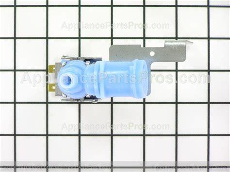 ge wrx valve water complete appliancepartsproscom