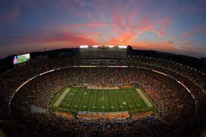 Neyland Stadium Tennessee Football