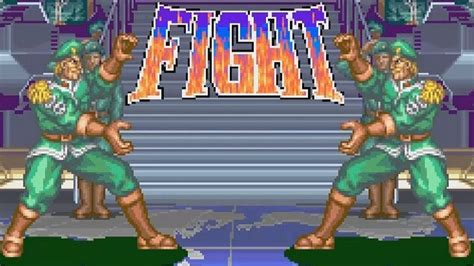 Kaiser Knuckle (カイザーナックル) (boss Hack) (arcade Taito F3