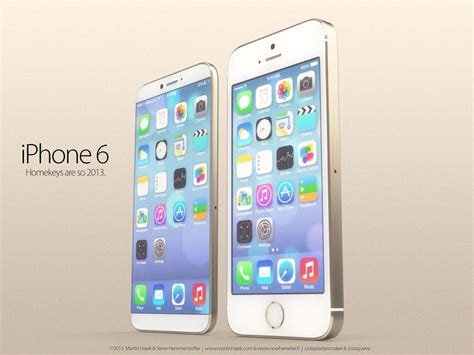 iphone 6a here s what a 4 8 inch gold iphone 6 might look like