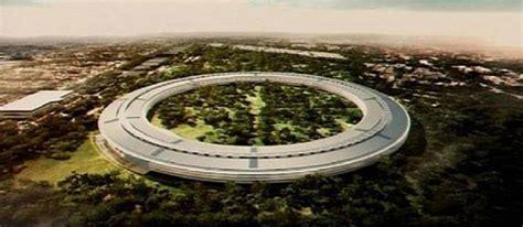 siege apple steve promet le plus beau siège social du monde pour