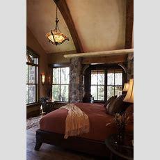 Warm Rustic Romantic Bedroom  Favorite Places & Spaces