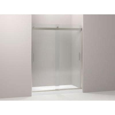 kohler levity sliding shower door 17 best images about condominium remodel ideas on 8820