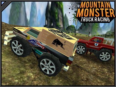 monster truck race game app shopper mountain monster truck racing games