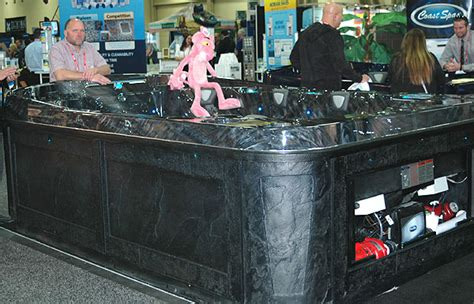 international pool spa and patio expo is success in
