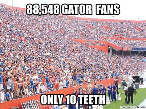 Funny Florida Gator Memes - i hate florida gator memes memes