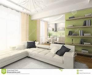 interieur d39appartement moderne image stock image 3463611 With photo interieur appartement moderne