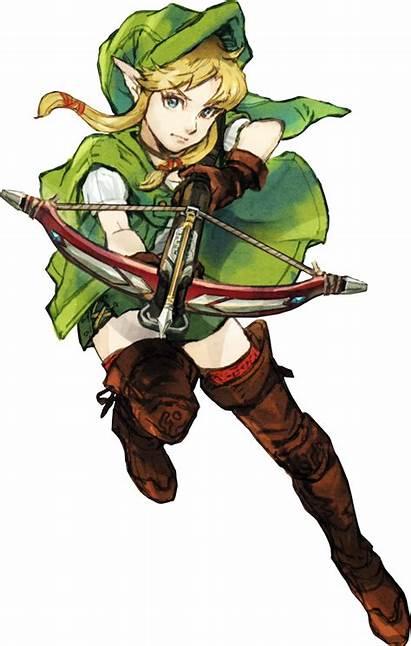 Zelda Linkle Legend Wikia Concept Simple Wiki