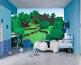 Minecraft Themed Bedroom Wallpaper by Amazing Hd Minecraft Wallpapers Zone