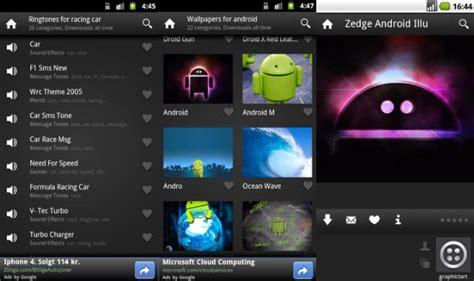 zedge android descarga wallpapers ringtones y sonidos de notificaci 243 n