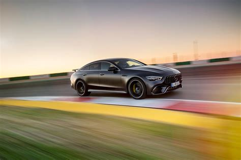 Afterwards the dealer never communicated back, still waiting for their response. 2019 Mercedes-AMG GT 4-Door Coupe Arrives at Last | Automobile Magazine