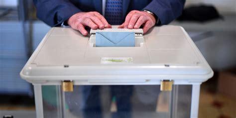 bureau de vote tours premier tour des législatives dans les bouches du rhône