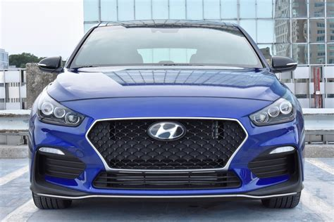 Incidentally, the sport sedan and the gt n line have a more sophisticated rear. 2019 Hyundai Elantra GT N-Line Review: The Case For Basic ...