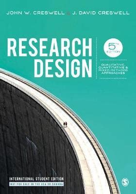 research design john  creswell