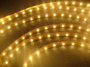 Ruban A Led : ruban led blanc chaud 2700 k ~ Melissatoandfro.com Idées de Décoration