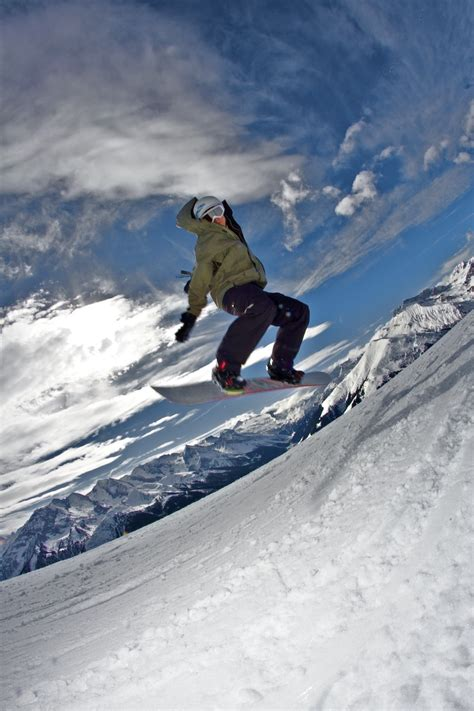 Snowboard Photography Mt Photography