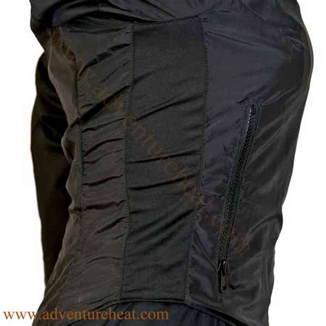 heated motorcycle clothing warm 39 n 39 safe heated jacket liner