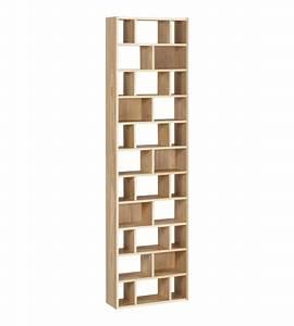 Range Cd Colonne : cleo range cd et dvd naturel bois meubles pinterest ~ Teatrodelosmanantiales.com Idées de Décoration
