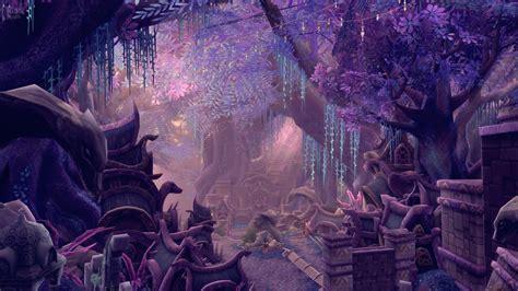 Anime Kingdom Wallpaper - aura kingdom anime mmo rpg adventure 1aking