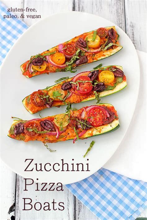 Zucchini Boats With Pizza Sauce by Zucchini Pizza Boats Zucchini Marinara Or Pizza Sauce