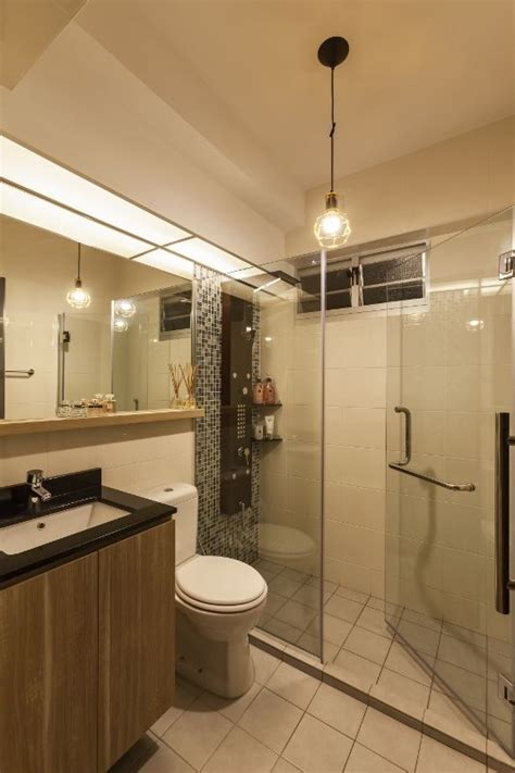 Modern Bathroom Concepts by Hdb Meter Cube Interiors Hdb Decor Concepts Bathroom