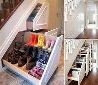 creative shoe storage 25 Clever and Creative Shoe Storage Ideas | DIY Cozy Home