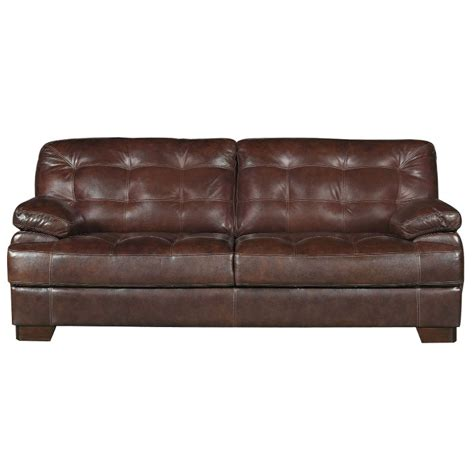 Leather Sofa Store by Contemporary Walnut Brown Leather Sofa Amarillo Rc