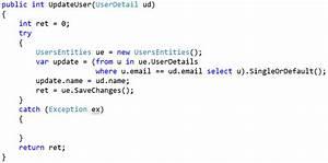 Namespace alias c using