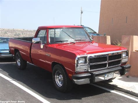 1992 Dodge Ram 50 Pickup   Information and photos