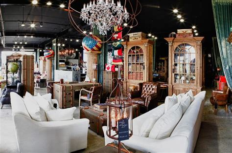 Barbados Timothy Oulton Store. A Mix Of The Masculine And