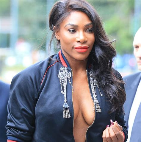 Serena Williams Strips Off For Sultry Berlei Lingerie