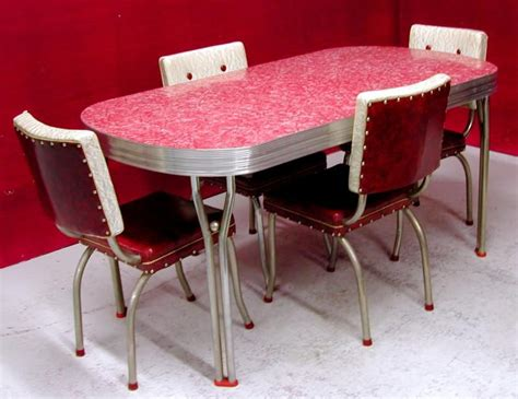 chrome  formica dining sets   ca  dining chairs high quality   style retro