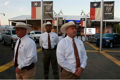 Texas Rangers Ram Announces Partnership Truck State
