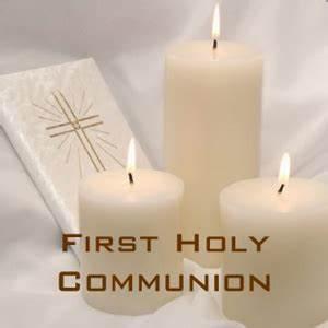 The Office Thanksgiving Eucharist First Holy Communion Kilcock Newtown Parish