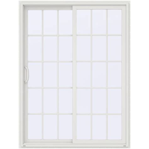 sliding patio door with mini blinds stanley doors 60 in x 80 in sliding patio door