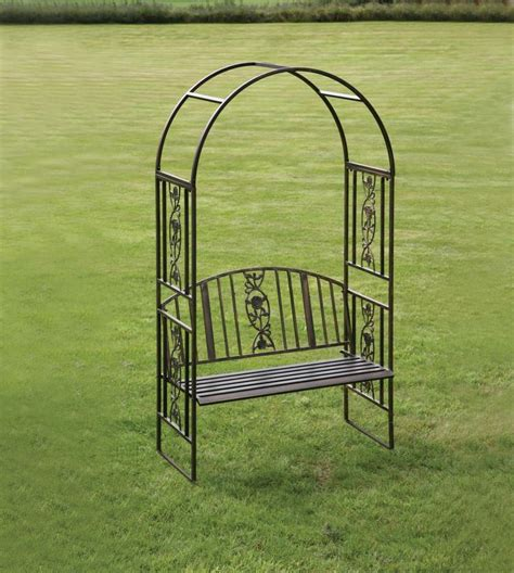 garden iron metal 17 best images about arches trellis wrought iron on