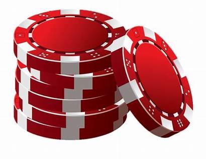 Poker Chips Chip Clipart Transparent Run Cartoon