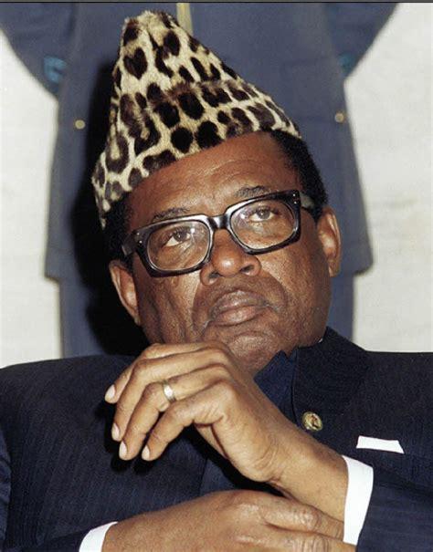 I Was Here.: Sese Seko Mobutu