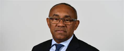 Le Nouveau Président De La Caf Invité En Algérie