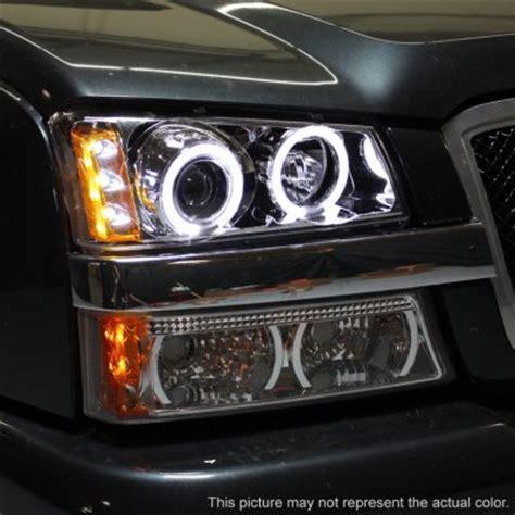 2004 chevy silverado halo lights chevy silverado 2500 2003 2004 clear halo projector