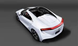 car design toyota motor corporation global website toyota design ft hs