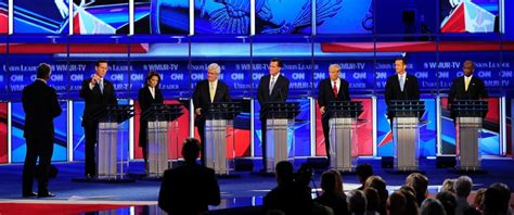 republicans slash presidential debate schedule