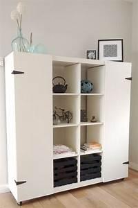 Ikea Kallax Ideen : die besten 25 ikea kallax hack ideen auf pinterest ikea expedit b cherregal und ikea hackbank ~ Eleganceandgraceweddings.com Haus und Dekorationen