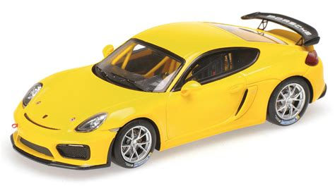 porsche model car porsche cayman gt4 clubsport street version model cars