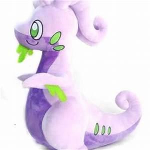 "Goodra 12"" Pokemon Plush Doll - dragon from ebay co uk"