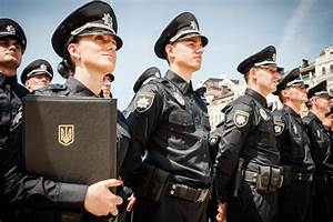 Ukrainian police hires attractive cops in attempt to ...