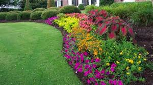 colorful flower beds improve your home s curb appeal youtube